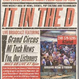 ITintheD ep170 – MITechNews, Grand Circus Job Fair