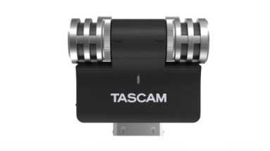 Tascam iM2 for podcasters