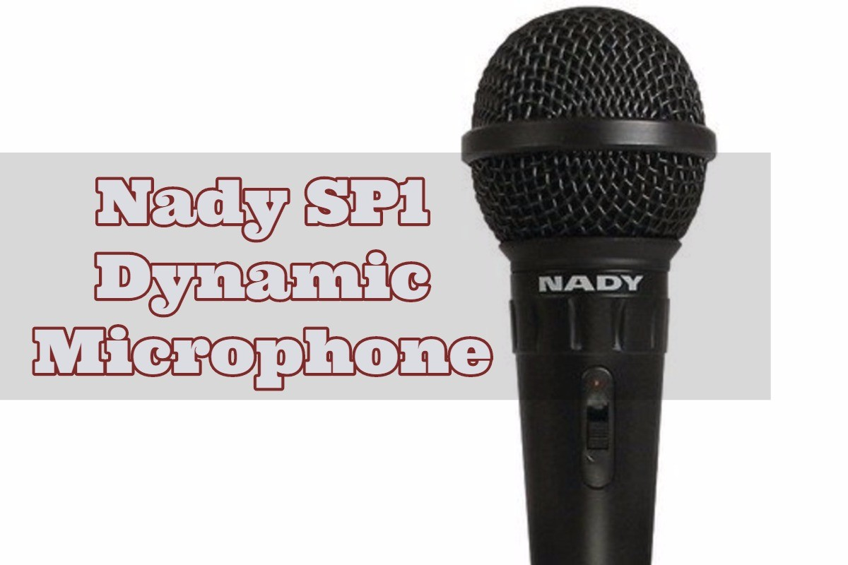 Nady SP-1 Podcast Microphone