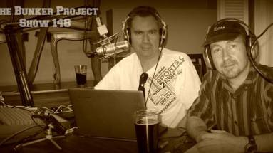 Episode 148 of the bunker project
