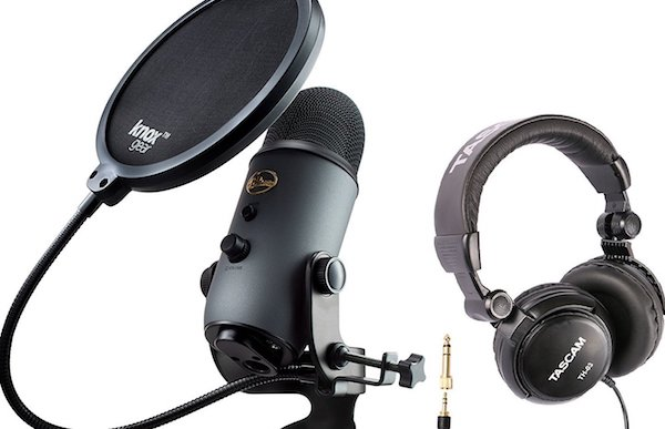 Best Podcasting Equipment Package (on A Budget)