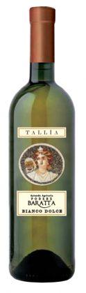 Tallìa, Albana dolce