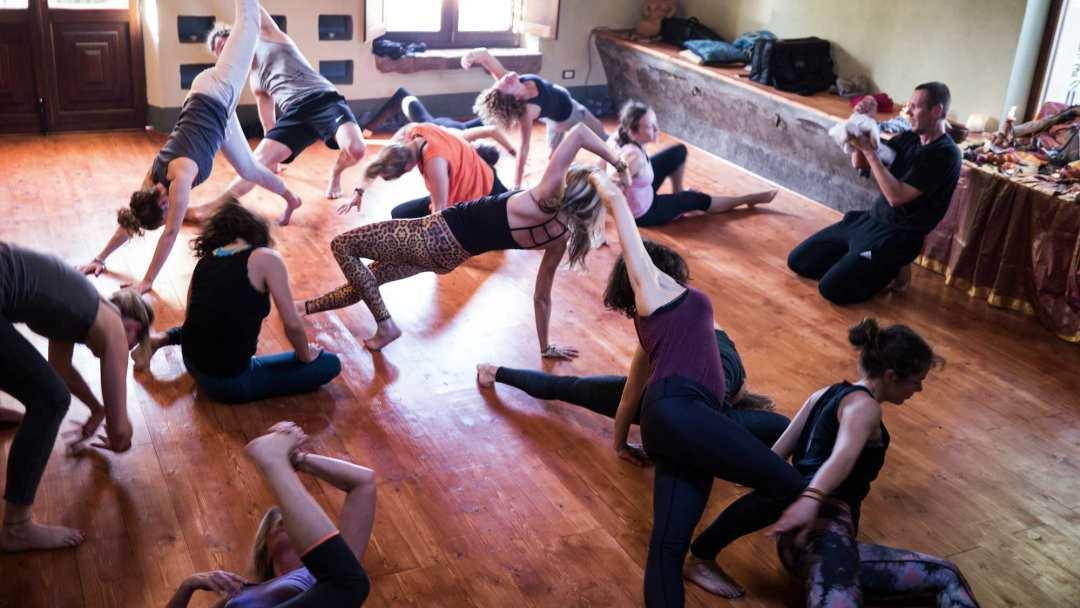 Vinyasa Yoga 001
