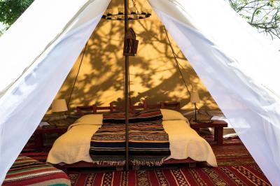 Tent-interiore-