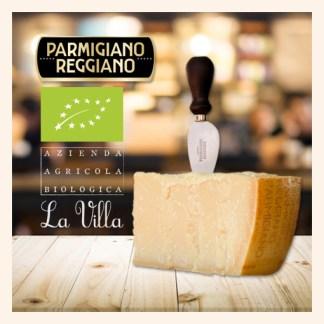 parmigiano Reggiano Bio La Villa Podere San Felice