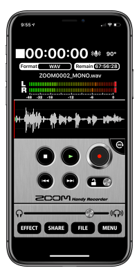 Zoom Handy Recorder Ugly Software