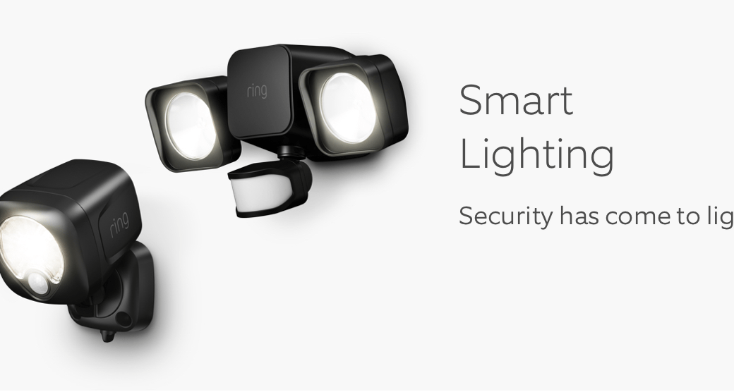 """Ring Smart Lighting: """"Security Has Come To Light"""""""