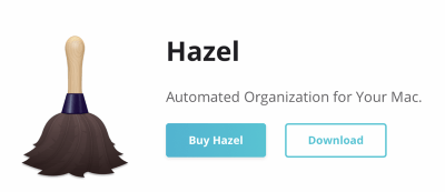 Hazel Logo