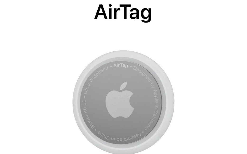 AirTag Discovery on iPhone