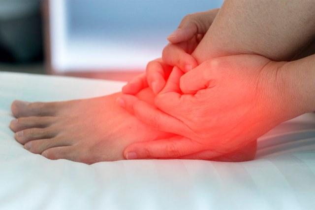Tratamiento de pie diabético