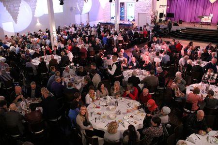Vrijwilligersavond Hengelo een geweldig feest