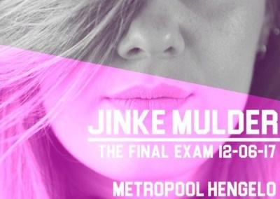 Eindconcert Jinke Mulder