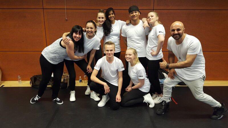 Podiumacademie @ NK Dance