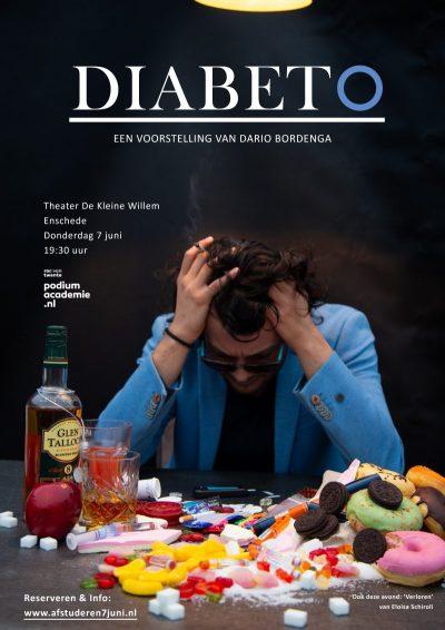 Diabeto – Dario Bordenga