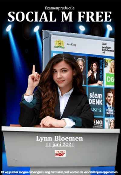 Social M Free – Lynn Bloemen
