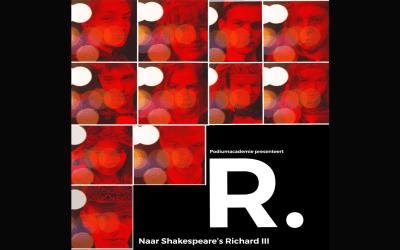 Podiumacademie presenteert R., naar Shakespeare's Richard III