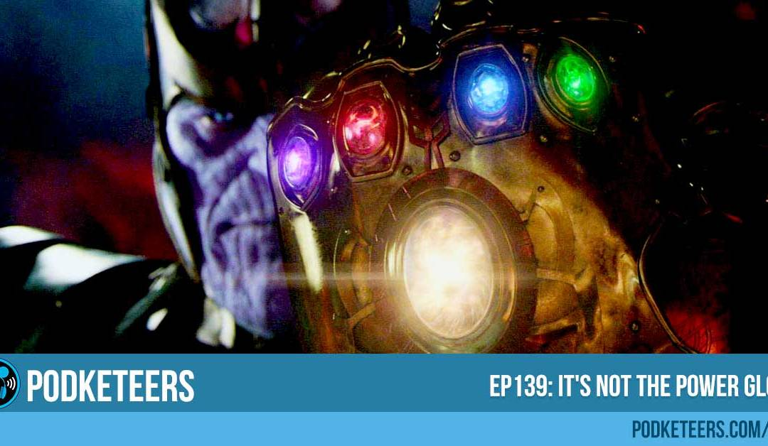 Ep139: It's not the Power Glove