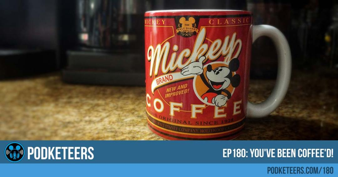 Ep180: You've been coffee'd!