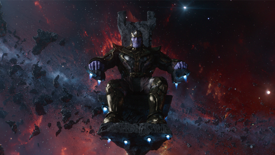 Avengers: Infinity War Official Trailer released!