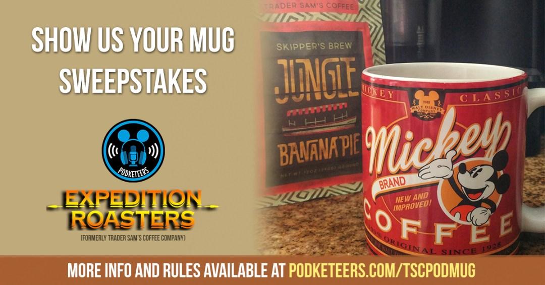 'Show us your mug' Sweepstakes