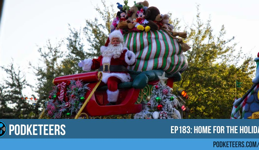 Ep183: Home for the holidays