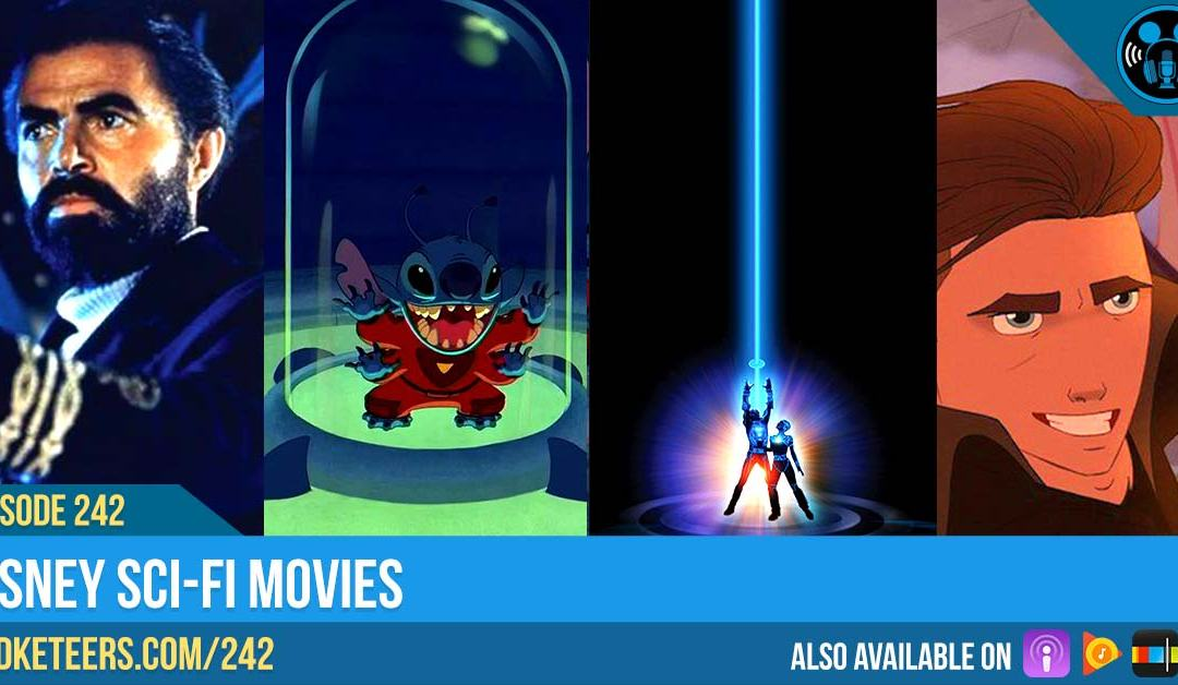 Ep242: Disney Sci-Fi movies