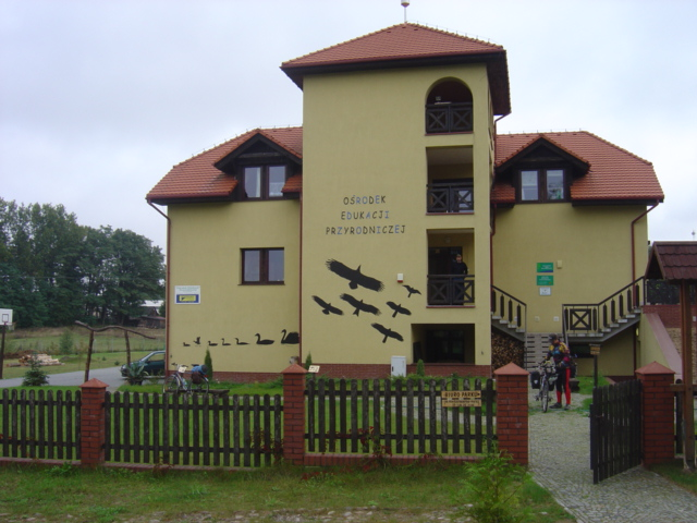 Pszczewski Park Krajobrazowy - Ośrodek Edukacji Przyrodniczej w Pszczewie