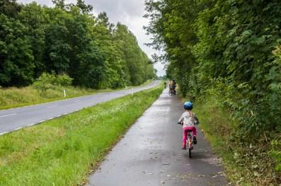 Tak wyglądały drogi, którymi jeździliśmy