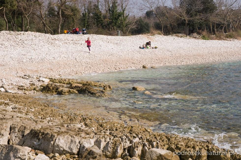 Sami na plaży w Chorwacji - spełnienie marzeń niejednego wczasowicza!
