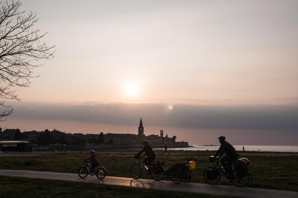 W poszukiwaniu wiosny - rowerowa Istria