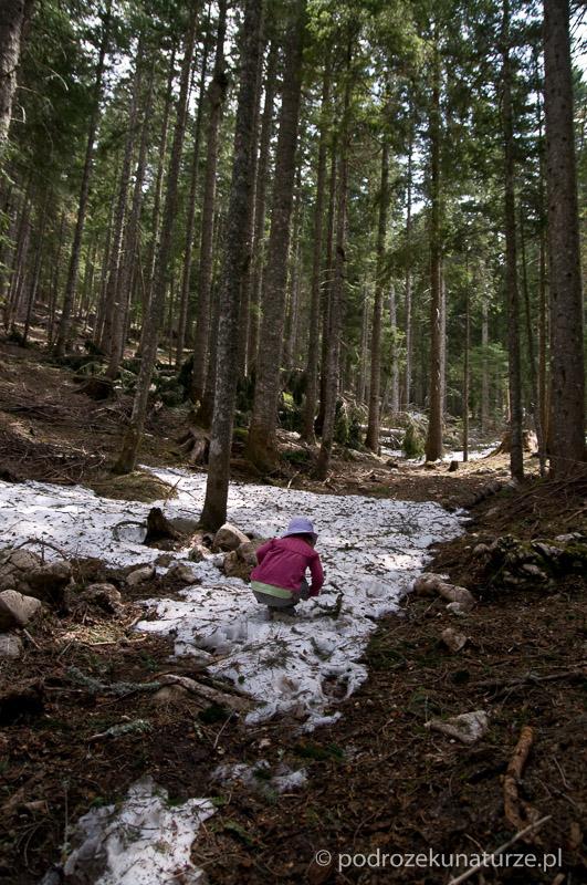 Ala bada co w śniegu piszczy ;)