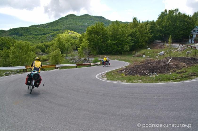 Droga do Cetyni