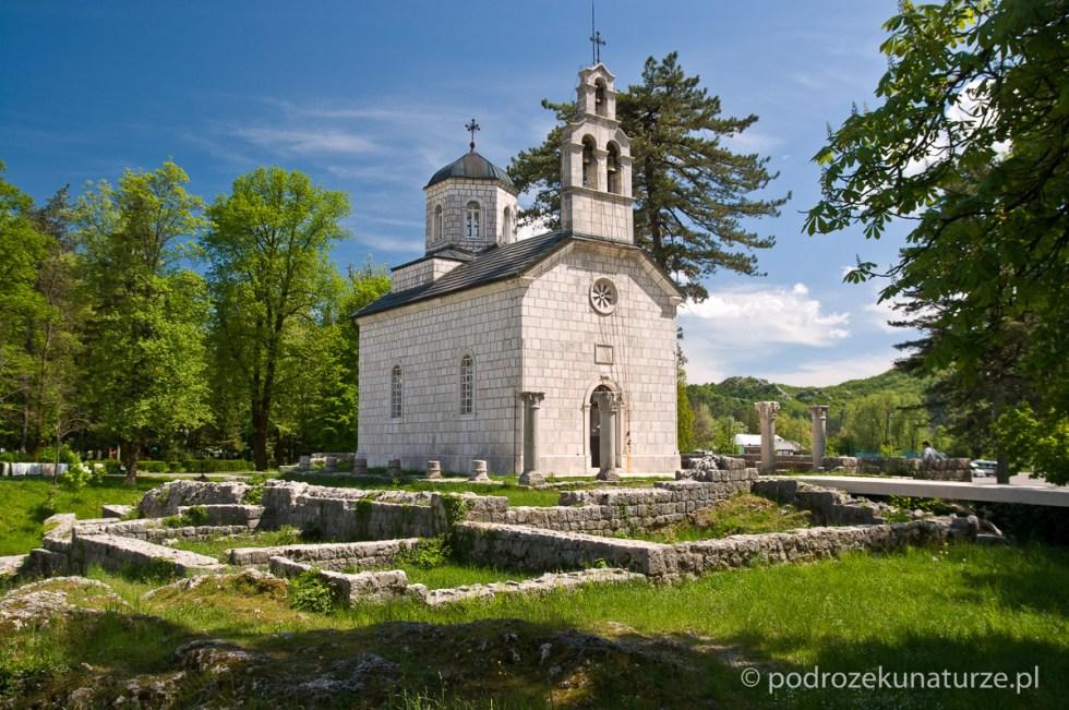Cetynia - cerkiew na Cipuru