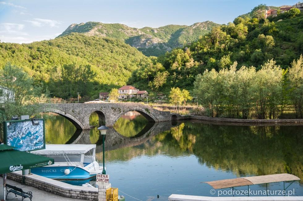 Rijeka Crnojevica - zabytkowy most