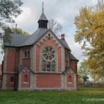 Neogotycka kaplica w Brodach
