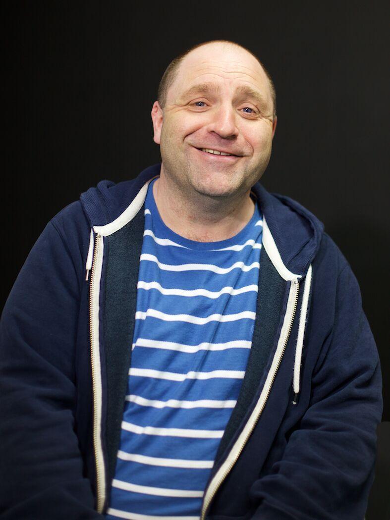 Simon Buckley-Robins – Volunteer