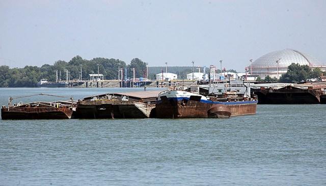 UPLS: Tragedija u smederevskoj luci – smrtno stradao zapovednik broda