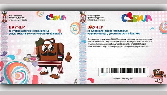 U ponedeljak počinje novo prijavljivanje za vaučere za odmore u Srbiji