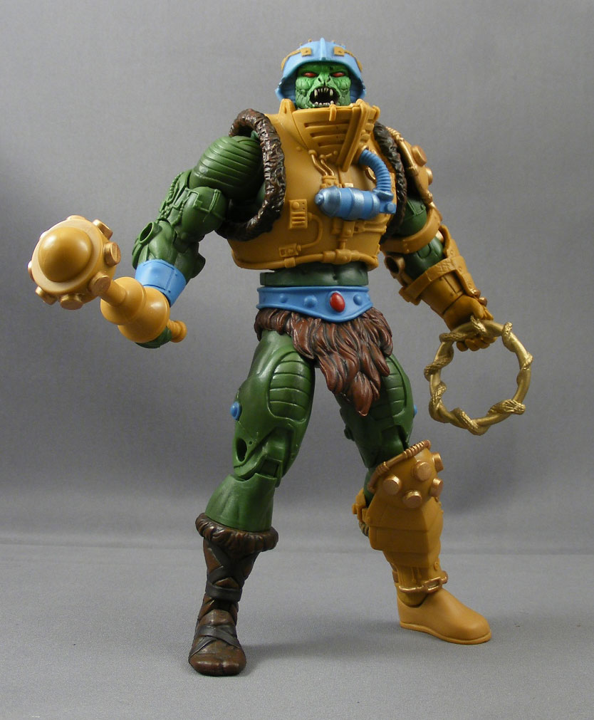 Poes Review  Snake ManAtArms Masters of the Universe