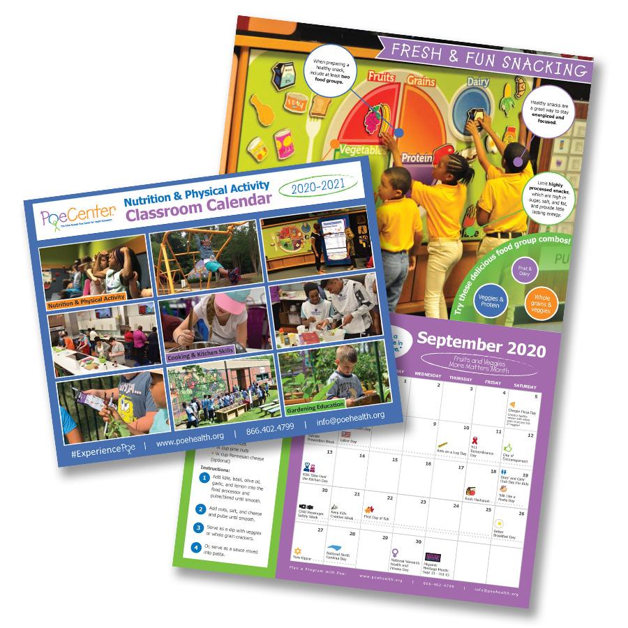 medium resolution of 2020-2021 Nutrition \u0026 Physical Activity Classroom Calendar   Poe Center for  Health Education in NC