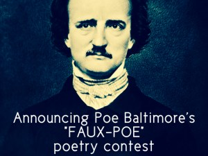 Why not write and submit your own FAUX-POE poem?
