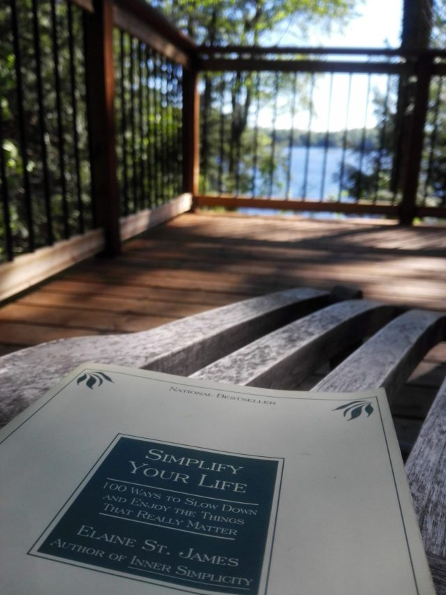 book review simplify life