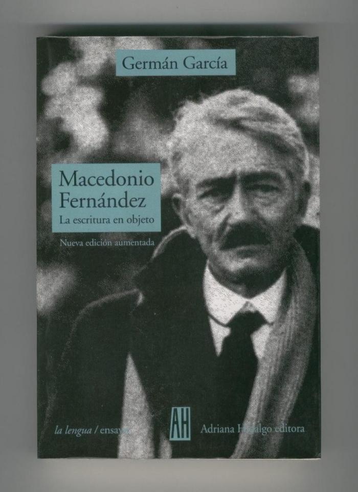 Macedonio Fernndez  Poemas de Macedonio Fernndez
