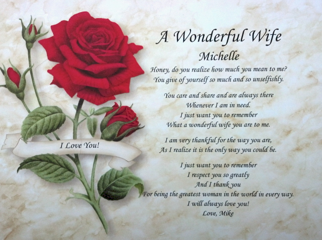 Valentine Poem For Wife From Husband  short valentines day poems for