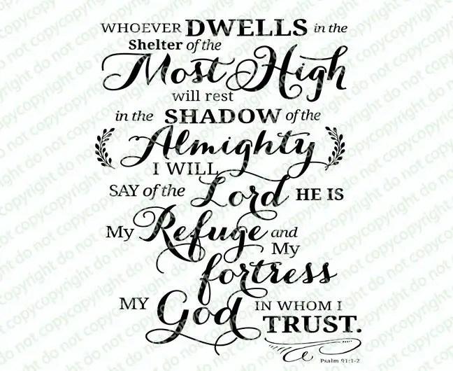 Bible verses Poems