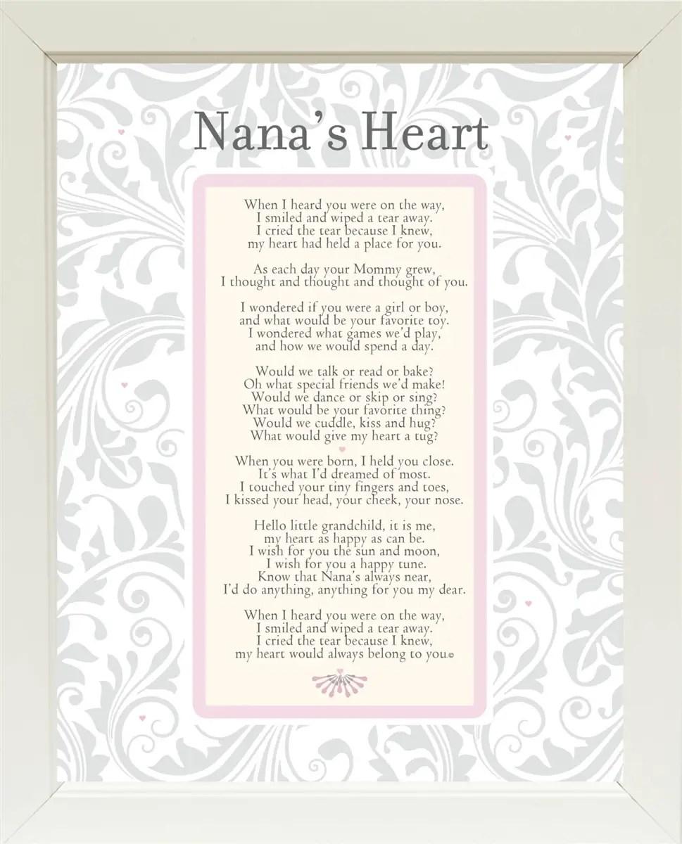 Nan Poems