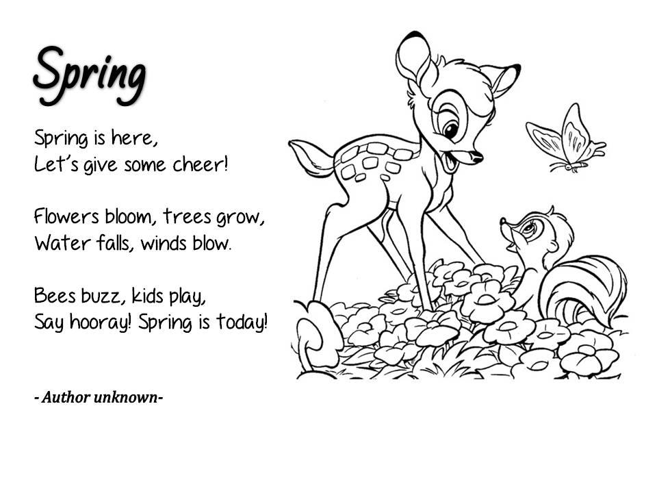Easy kid Poems