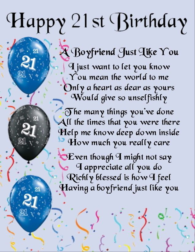 21 Gifts For Boyfriend S 21st Birthday Gift Ideas