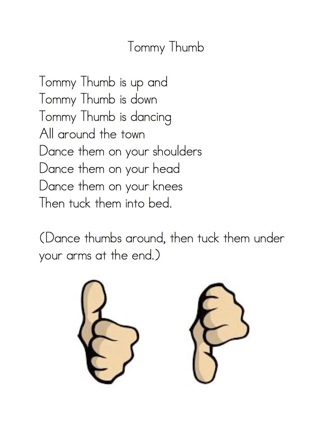 Simple Rhyming Poems