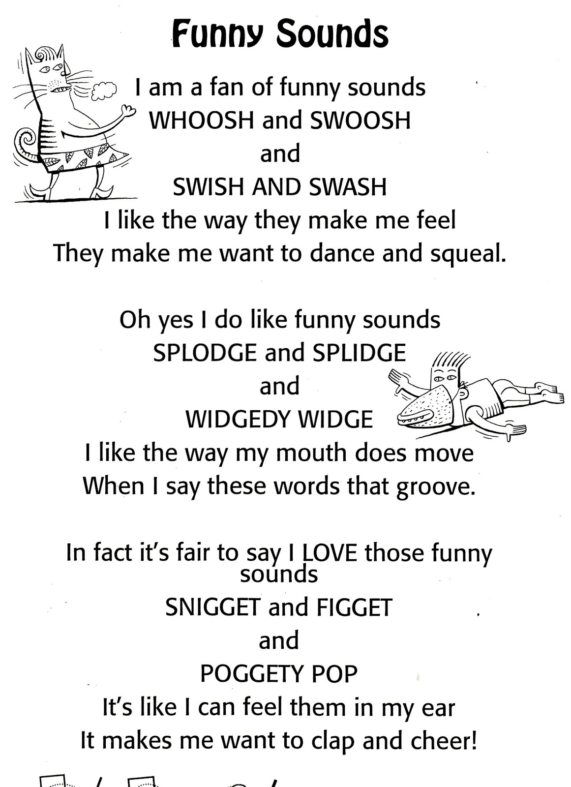 Sound Poems